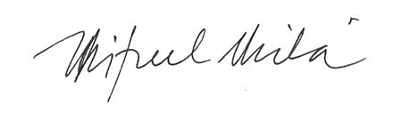 Miguel Milà