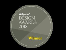 Gata Chair chosen for the Wallpaper Awards