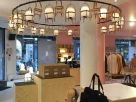 The Conran Shop Paris showcases: LA CESTITA